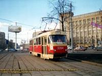 Tatra T3 (МТТМ) №3354