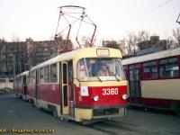 Tatra T3 (МТТМ) №3360