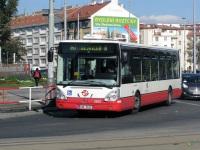 Прага. Irisbus Citelis 12M 6A6 5437