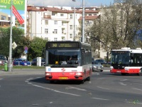 Прага. Renault Agora S/Karosa Citybus 12M AKA 76-30