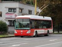 Прешов. Škoda 24Tr Irisbus №712
