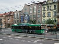 Пардубице. Škoda 28Tr Solaris №405