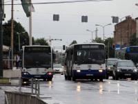 Рига. Mercedes O530 Citaro EL-2544, Mercedes O345 DC-9617