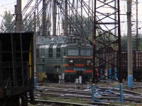 Россошь. ВЛ80с-1244