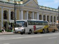 Санкт-Петербург. Mercedes O303 ае438