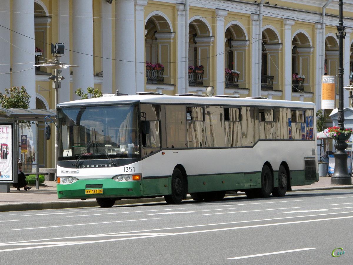 Санкт-Петербург. Волжанин-6270.00 аа181