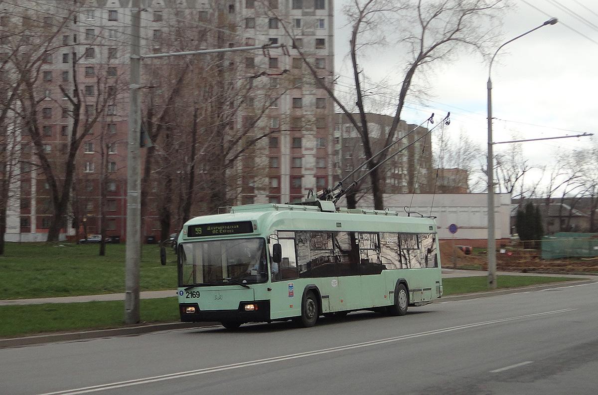 Минск. АКСМ-32102 №2169