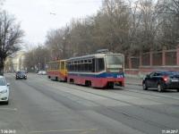 Москва. 71-619КТ (КТМ-19КТ) №5473, 71-608КМ (КТМ-8М) №0529