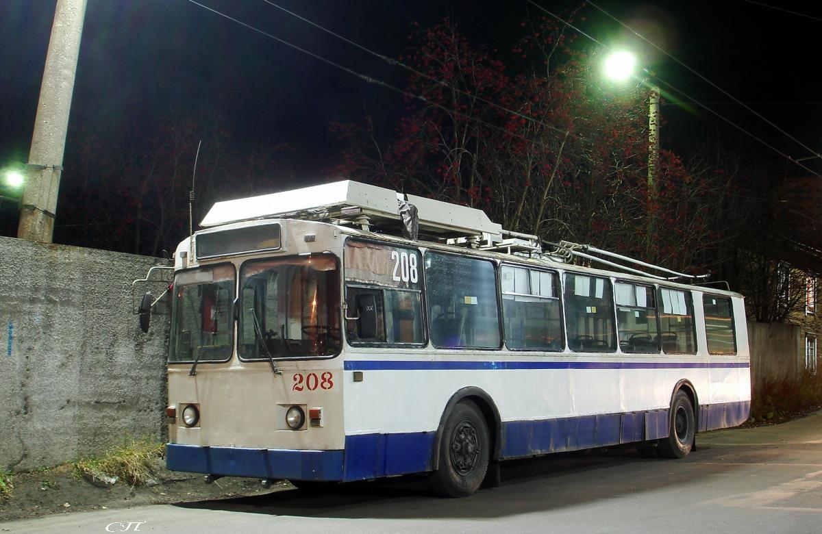 Мурманск. ЗиУ-682 КР Иваново №208
