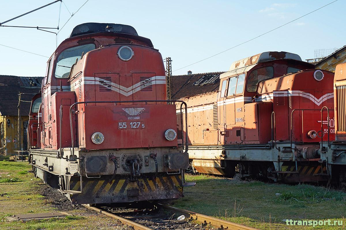 Варна. LDH 125-55 127.5, LDH 125-55 083.0