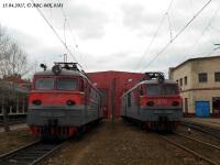Тверь. ВЛ10-1039, ВЛ10-1588