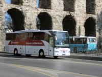 Стамбул. Mercedes O350 Tourismo 34 UF 1453