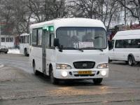 Таганрог. Hyundai County LWB кв618
