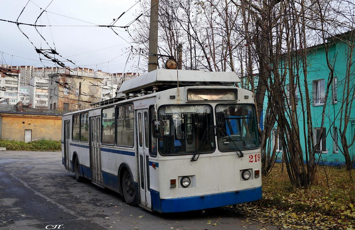 Мурманск. ЗиУ-682 КР Иваново №219