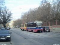 Москва. 71-608КМ (КТМ-8М) №0528, 71-619КТ (КТМ-19КТ) №5401