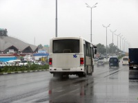 Старый Оскол. ПАЗ-320302-08 н494ер