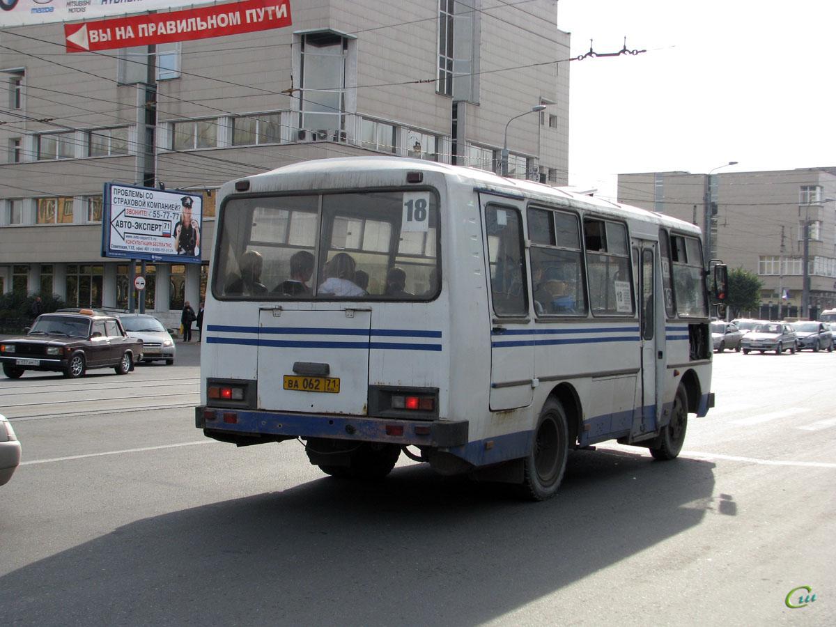 Тула. ПАЗ-3205-110 ва062
