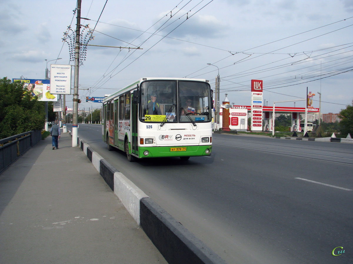 Тула. ЛиАЗ-5256.45 ат379
