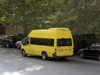 Тбилиси. Avestark (Ford Transit) TMC-586