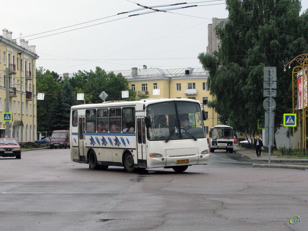 Ярославль. ПАЗ-4230-03 ве392
