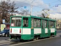 Новокузнецк. 71-608КМ (КТМ-8М) №281