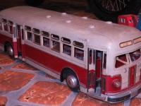 Московская область. Игрушечный автобус ЗиС-154