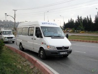 Анталья. Mercedes-Benz Sprinter 07 DJ 961