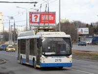 Москва. ТролЗа-5265.00 №2170