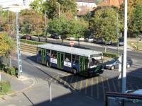 Будапешт. Ikarus 415 BPO-772