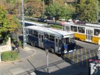 Будапешт. Ikarus 260.46 BPO-040