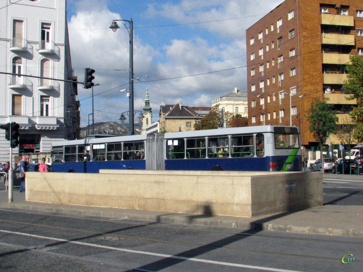 Будапешт. Ikarus 435 BPI-139