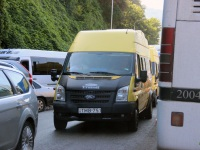 Батуми. Avestark (Ford Transit) TMB-751