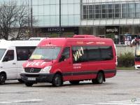 Варшава. Mercedes Sprinter 515CDI LU 4137G