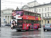 Варшава. MAN SD202 CAL 60SF