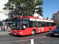 Вена. Mercedes O530 Citaro W 1610 LO