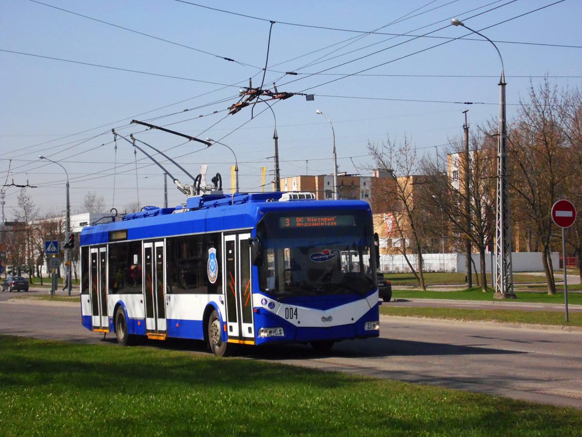 Брест. АКСМ-321 №004