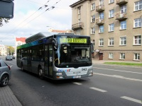 Вильнюс. MAN A21 Lion's City NL273 CNG GND 534