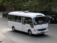 Тбилиси. Hyundai County Deluxe AB-254-BA