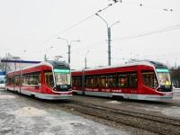Санкт-Петербург. 71-931 №0101, 71-931 №0106