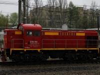 Подольск (Россия). ТГМ4-784