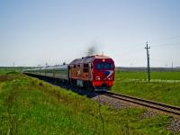 Крымск. ТЭП70БС-142