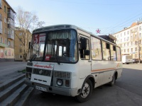 Новокузнецк. ПАЗ-32054 о063вн