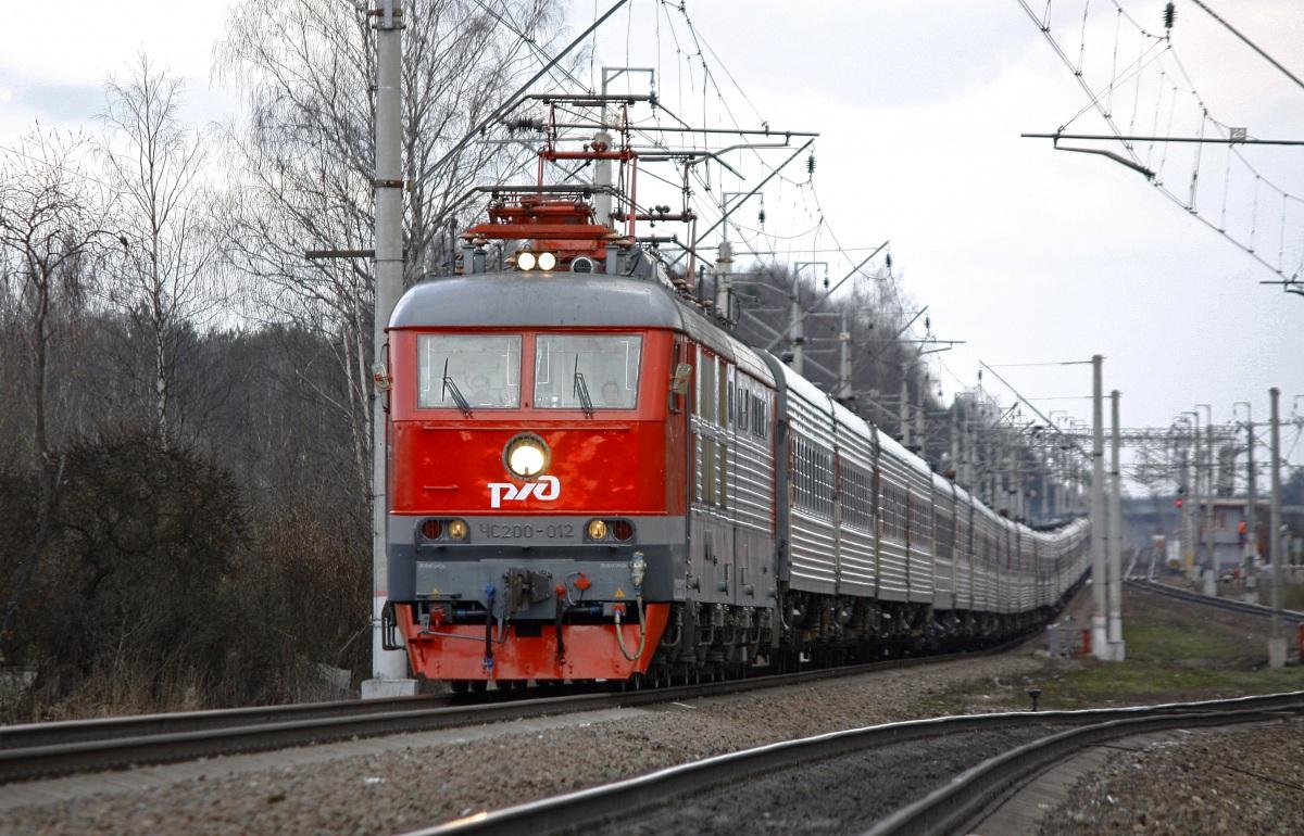 Санкт-Петербург. ЧС200-012