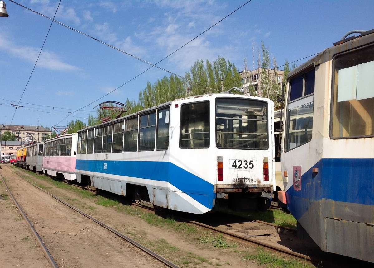 Саратов. 71-608КМ (КТМ-8М) №4235