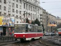 Харьков. Tatra T6B5 (Tatra T3M) №4572