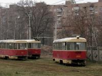 Харьков. Tatra T3SU №3011, Tatra T3SU №410, Tatra T3SU №3092
