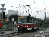 Харьков. Tatra T6B5 (Tatra T3M) №4565