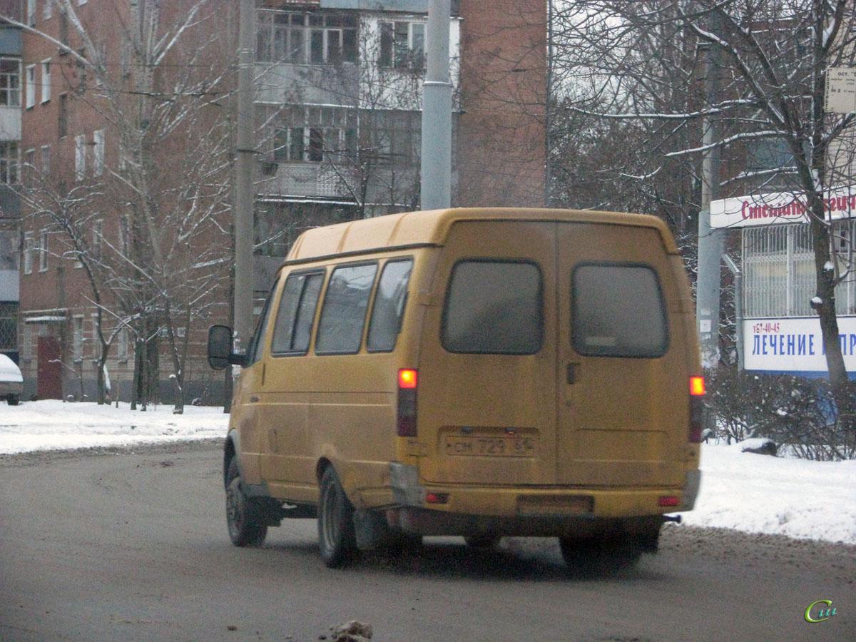 Таганрог. ГАЗель (все модификации) см729