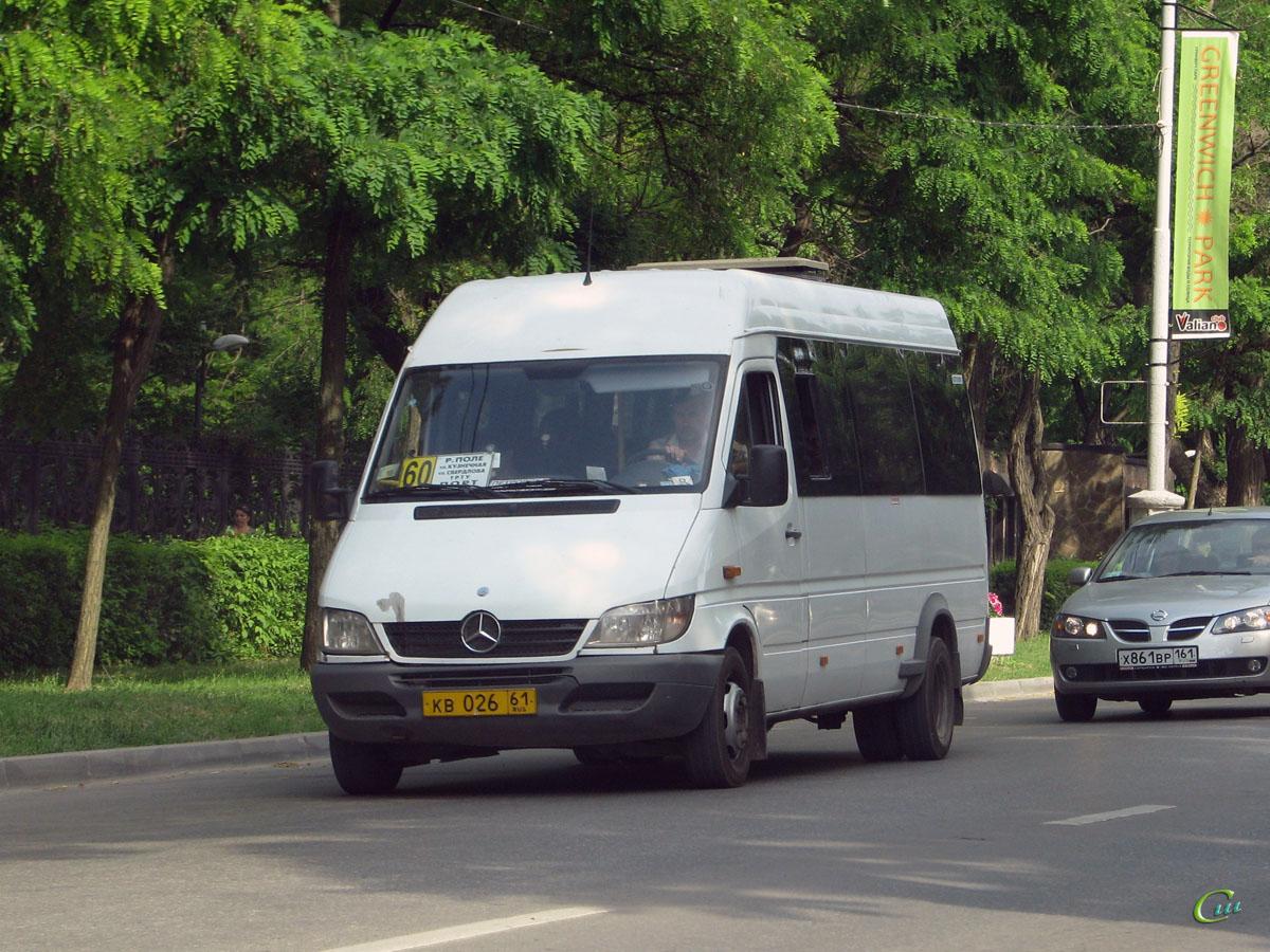 Таганрог. Mercedes Sprinter кв026