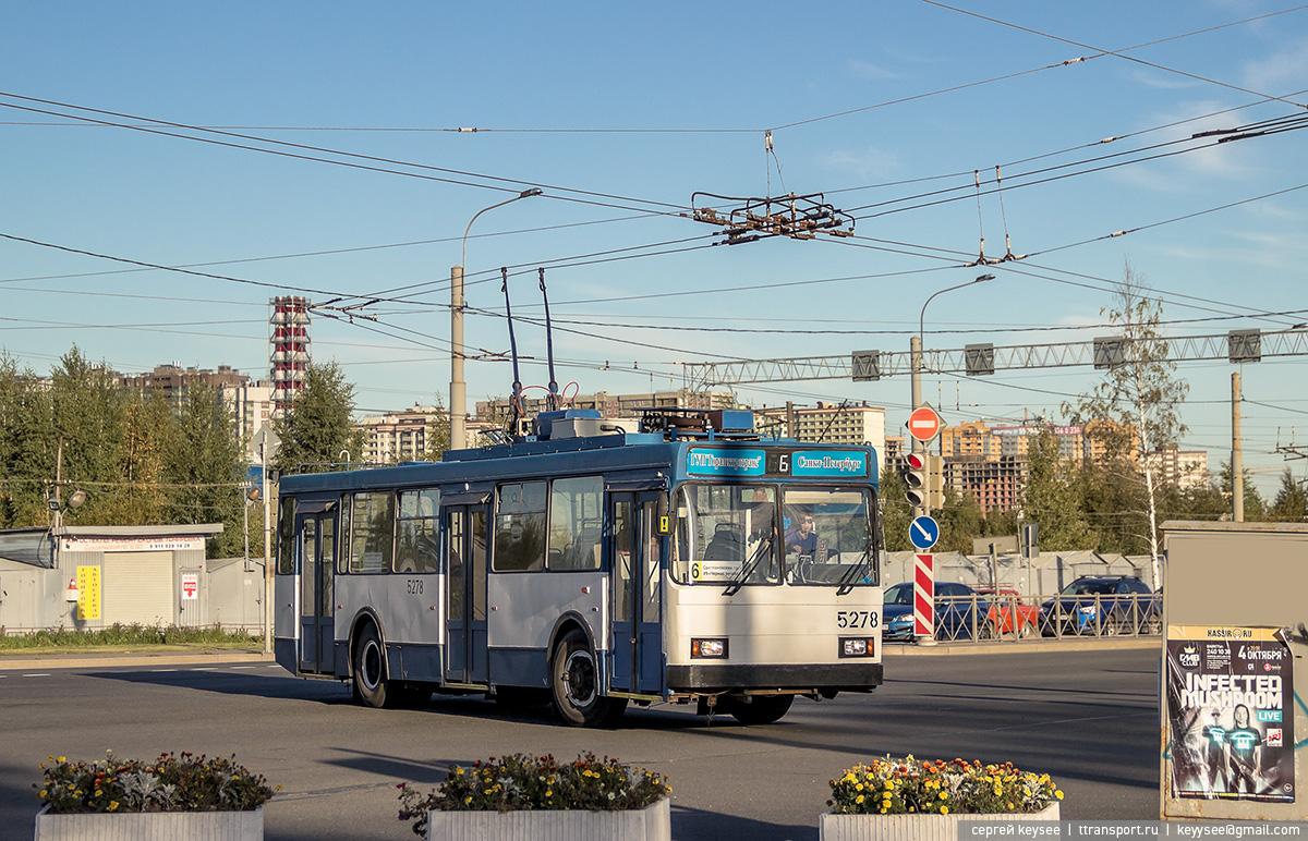 Санкт-Петербург. ВМЗ-5298-20 №5278